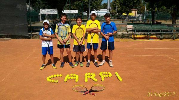 UISP Tennis Carpi f8133618ce3a